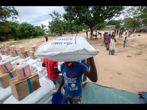 الجوع يدفع سكان موزمبيق النازحين إلى المخاطرة بالعودة إلى ديارهم  - 00:58-2021 / 2 / 28