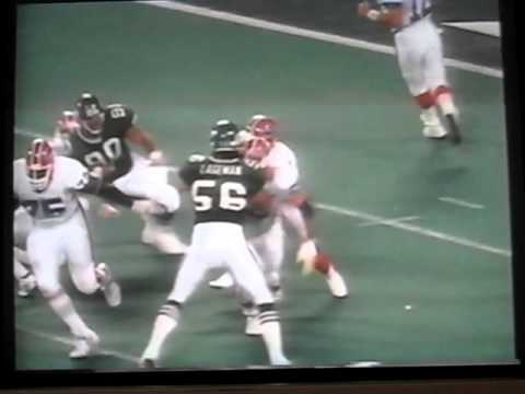 BILLS THURMAN THOMAS GREAT MOVES