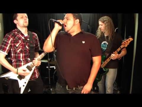 "08/09/14 Slanderus - ""Cage of Mercy"" [Live at MeetYourLocal.TV studios]"