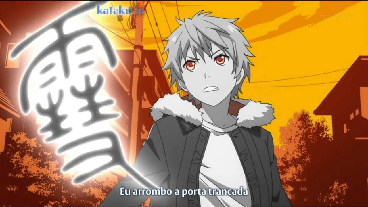 Noragami Opening HD Legendado (PT-BR)