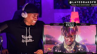 TRASH or PASS! Juice WRLD ( Screw Juice ) Legends Never Die Album [REACTION!!!]