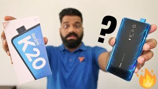 Redmi K20 Unboxing & First Look - Great But Overpriced?🔥🔥🔥