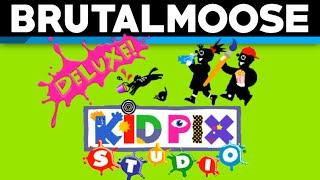 Kid Pix Studio Deluxe - Lightning Round