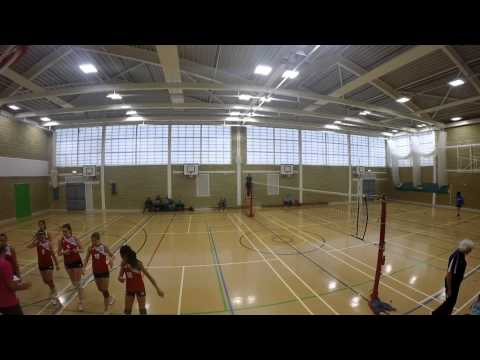 Bristol Ladies 1 vs Ashcombe Volleyball Club