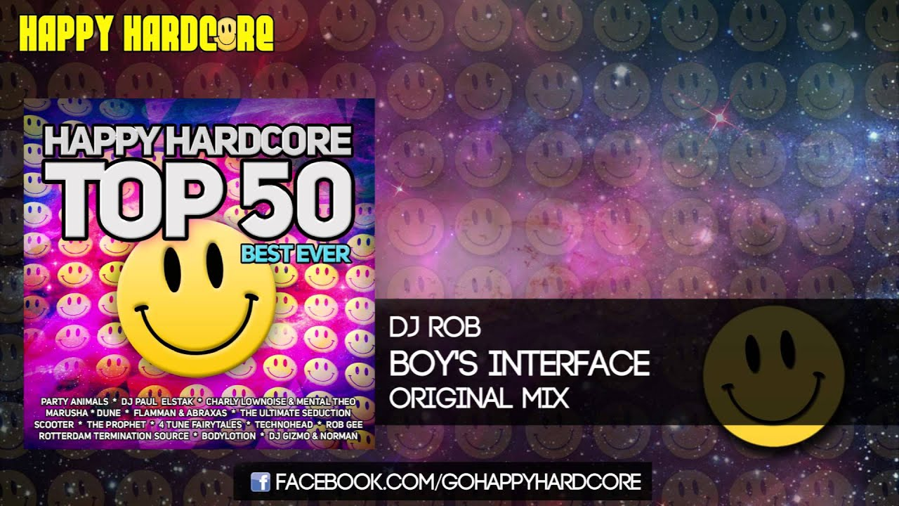 40 DJ Rob - Boy's Interface (Original Mix)