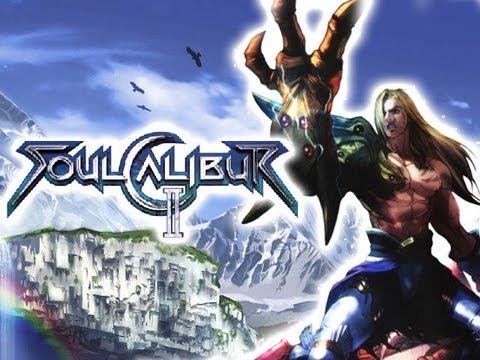 Classic Fighters in 1080p: Soul Calibur 2 - Part 2