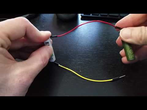 How to recover rechargeable batteries that wont charge in a smart charger