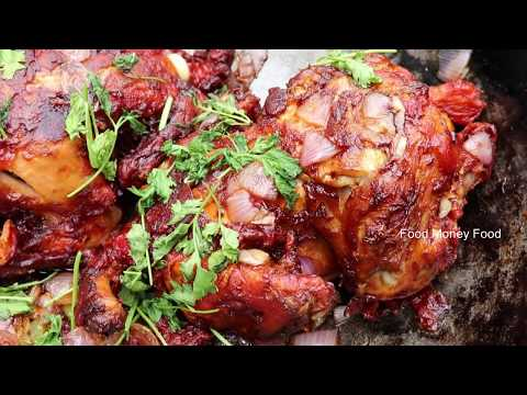 Deep Fried Full Chicken Chilli Recipe / Cooking Full Chicken / Food Money Food