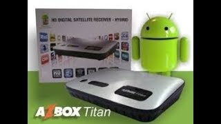 CONFIGURAR CS NO AZ BOX TITAN
