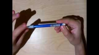 Mekanik bir kurşun kalem dışında bir Bb Silah yapmak
