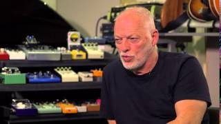 In Conversation with David Gilmour