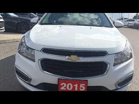 2015 Chevrolet Cruze LT | Bluetooth | Rear Cam | USB Port
