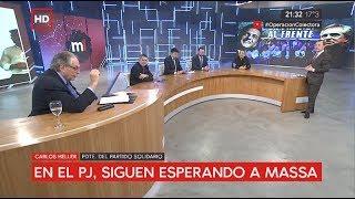 04-06-2019 - Carlos Heller en C5N – M1, con Gustavo Sylvestre – Posverdad vs datos duros