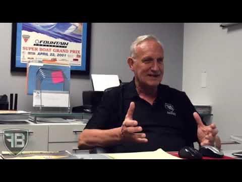 Richie Powers offshore racing legend and Champion Maker