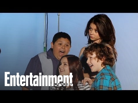 Modern Family': The Kids Of The Cast Interview The Parents   Entertainment Weekly