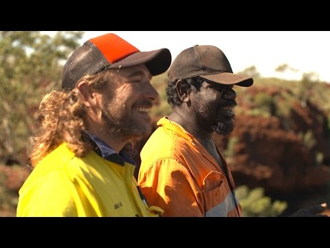 Learn how Fortescue works with its Traditional Owners to protect Aboriginal Heritage