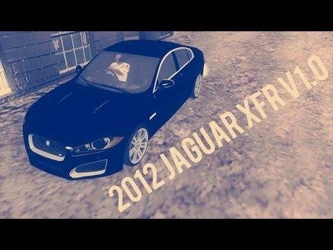 Jaguar XFR 2012 V1.0
