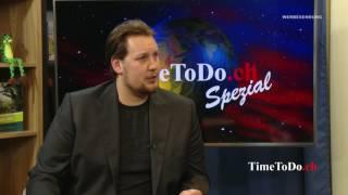 Hagen Thiers bei Time to Do Spezial - Interview vom 06.06.2017