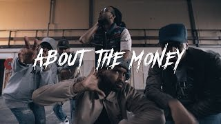 "Shay Latukolan | ""ABOUT THE MONEY"" 