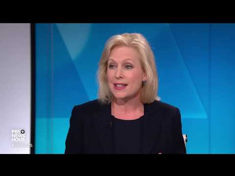 Kirsten Gillibrand on being brave and standing up to Al Franken