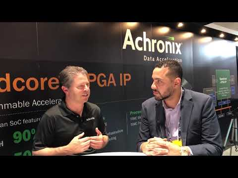 Achronix at arm TechCon 2018