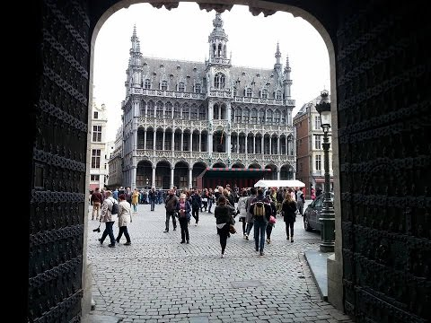Brussels (Belgium)- April 2017 (Travel Vlog)
