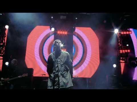 [HD] Oasis - Roll With It (Live @ Fuji Rock Festival '09)