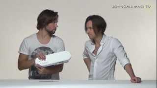 JohnCalliano.TV / 08 / Airdiem White - самый необычный кальян в мире!