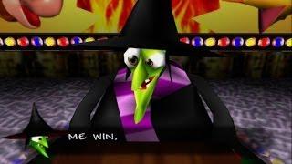 Banjo-Kazooie (Xbox Live Arcade) 100% Walkthrough Part 10 - Grunty