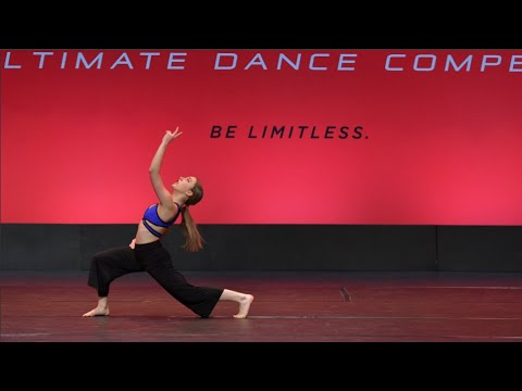 My Mind - Ava Chappell (Self-Choreographed Solo)