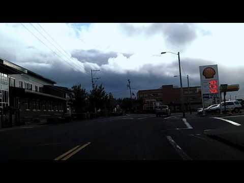 US 30, 101 Longview, Washington to Astoria & The Pacific Ocean