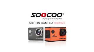 S100Pro Voice Control Wifi 4K Action Camera