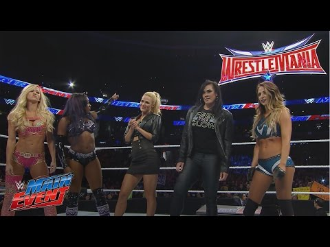 Surprise return by Emma leads to vicious attack on Natalya & Alicia Fox