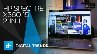HP Spectre x360 15 - Hands On Review