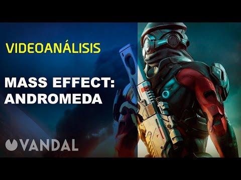 Vídeo ANÁLISIS MASS EFFECT ANDROMEDA