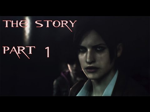 Resident Evil : Revelations 2 - The Story - Game Movie (Only Movie Videos) - Part 1  