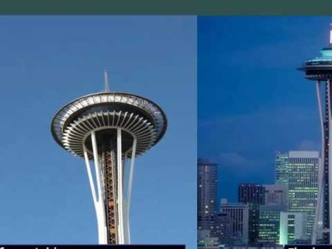Space Needle |Pictures Of Most Beautiful & One Of The World Best Location To Visit