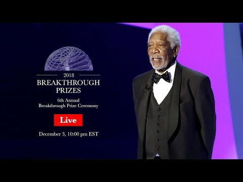 LIVE - Morgan Freeman hosts the 2018 Breakthrough Prize Ceremony | Nat Geo Live