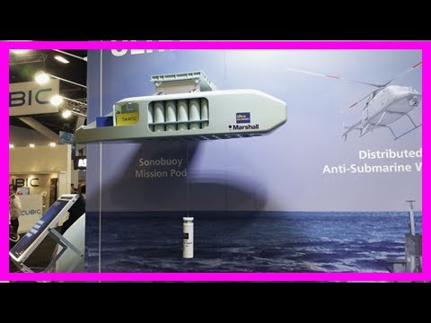 Breaking News   Pacific 2017: ultra electronics introduces sonobuoy mission pod concept to asia-pac