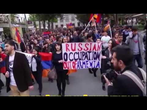 Армяне показывают ИСТИННОЕ ЛИЦО: «Русские, убирайтесь из Армении!»  - И ЭТО «СОЮЗНИК» КРЕМЛЯ?