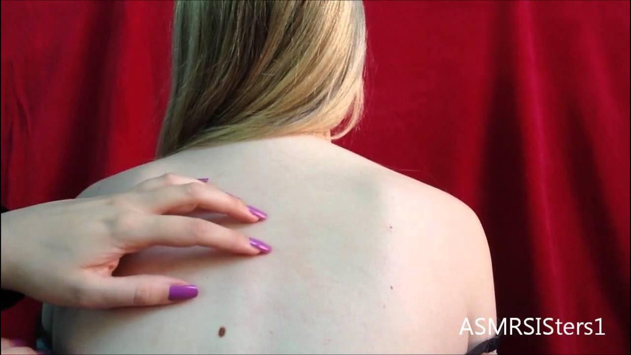 ASMR Back Scratching  YouTube