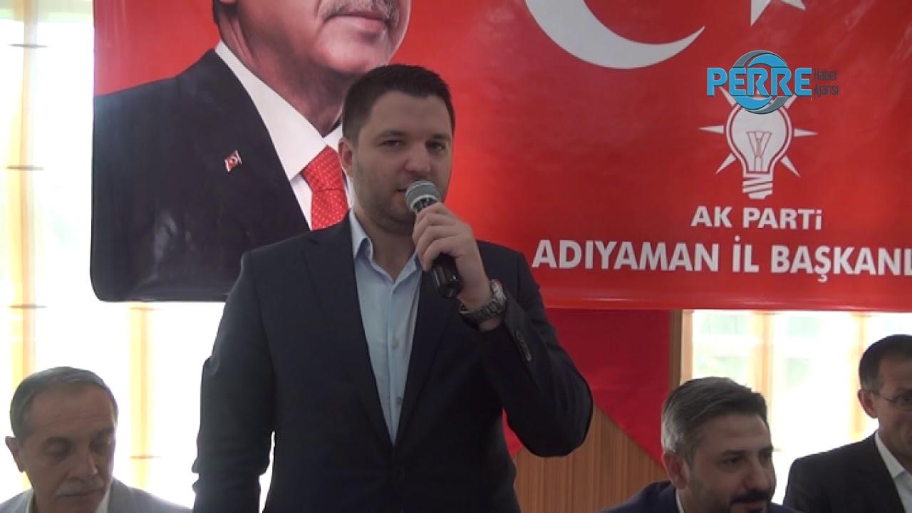 AK Parti Basınla Biraraya Geldi