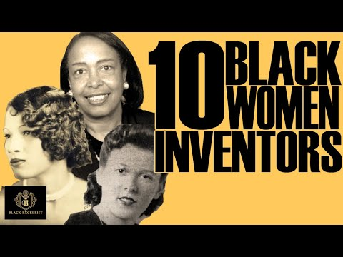 Black Excellist:  10 Black Women Inventors