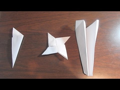 3 Cool Things To Make Out Of Paper Video Bros You