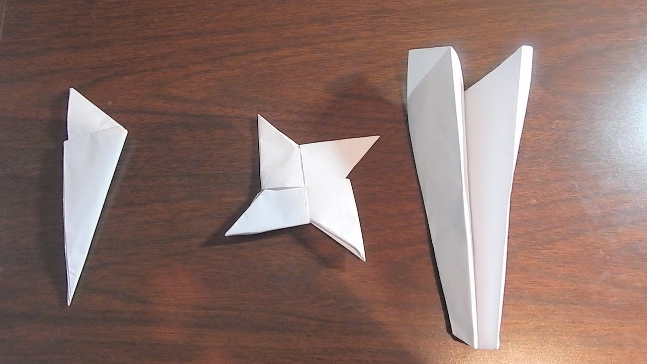 cool things to make out of paper