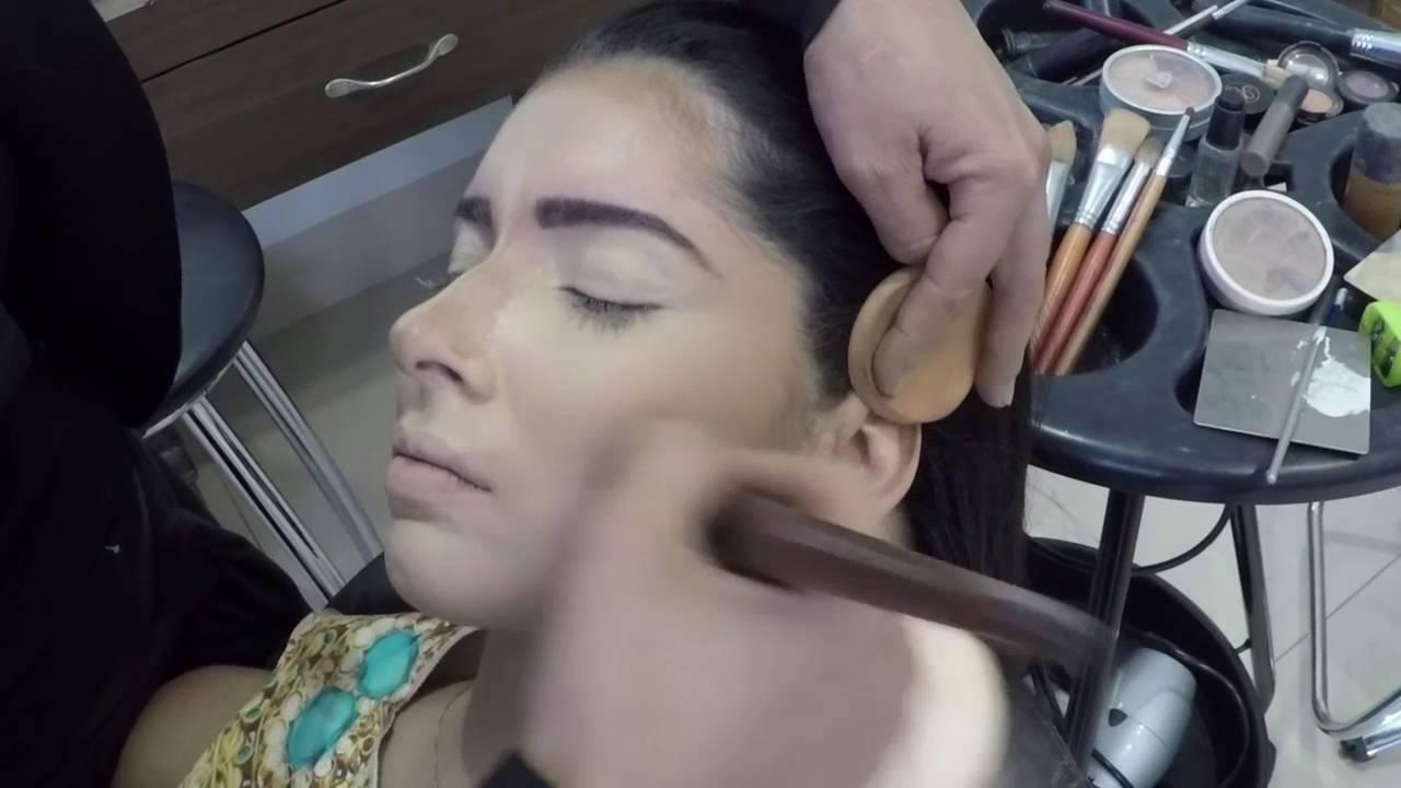 Maquiagem Profissional - Curso Completo - Online Grátis - Modelo 1