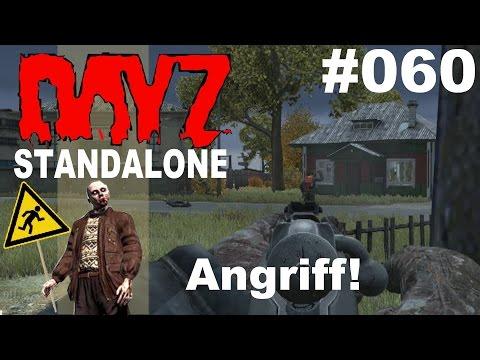 DayZ Standalone * PVP Angriff auf die Killer! * DayZ Standalone Gameplay German deutsch