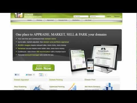 Sell Domain Names