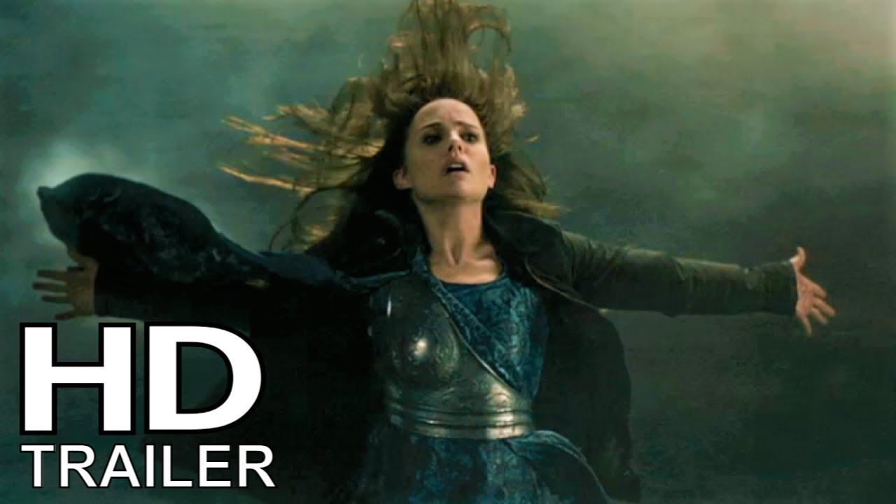 THOR 4  Love and Thunder (2022) First Look Concept Teaser Trailer Chris Hemsworth Movie