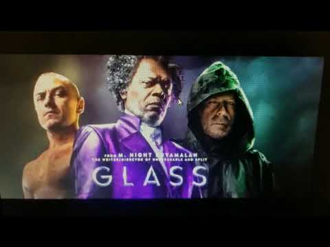 FIRST LOOK at GLASS from M. Night Shyamalan
